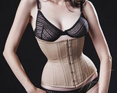 CUSTOM Trainer Underbust Corset, Tightlacing - your SIZE and COLOR