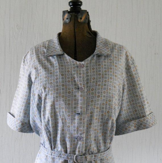 Cotton Day Dress No.2