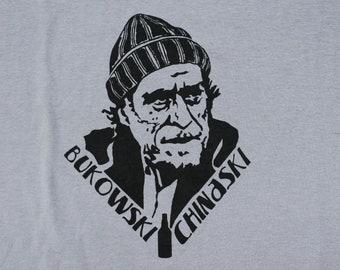 Charles Bukowski Shirt American Apparel Shirt