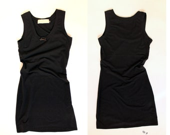 SALE - Eco friendly Slip Tunic tank top - Bamboo jersey - Underlayer sleepwear / Last in stock
