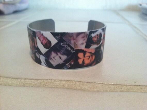 David Bowie Cuff Bracelet
