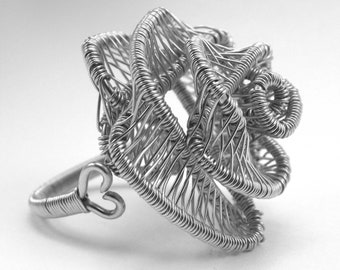 Rosey Posey Ring