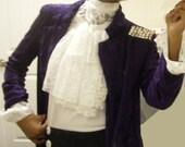 Prince Purple Rain Costume 3 Piece set  Unisex MADE- TO- Order, Build your costume