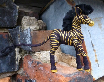 Made to order - zebra