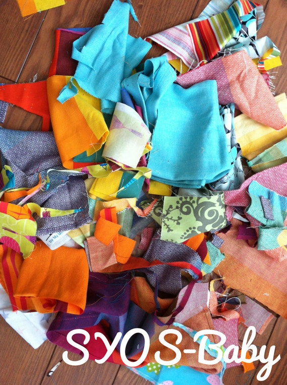 Send in YOUR Scrap--CUSTOM Scrappy Shoes