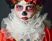 mother meurtes dia de los muertos