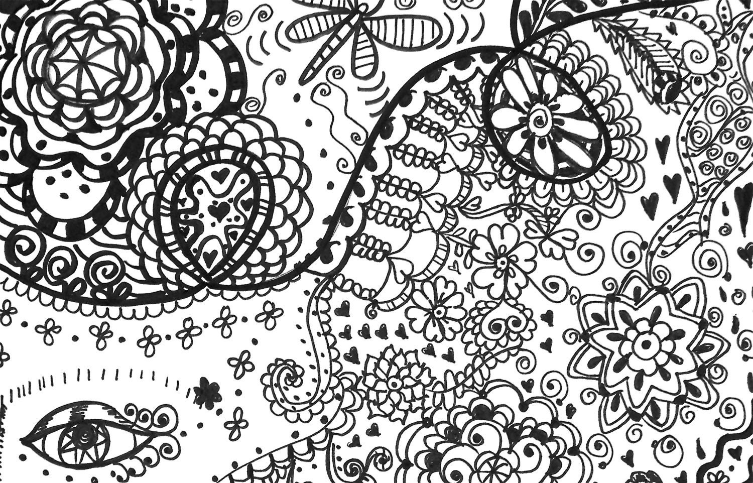 design originals coloring pages - photo #25
