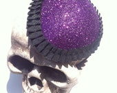 Royal Purple Fascinator