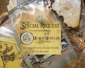 Special Request Tarot Bag