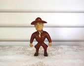 Reserved for Lynne- Vintage Texas A&M Figurine