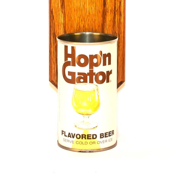 Hop N Gator Wall Mounted Bottle Opener With Vintage By