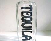 RESERVED FOR RAQUEL- Vintage 1960s Liquor Vodka Decanter- Tequila