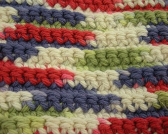 Field of Dreams Handmade Crocheted-Duster Tool Cover