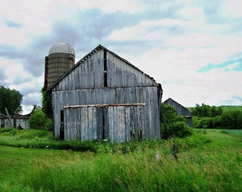 Barn Weathered-8x10 Photo