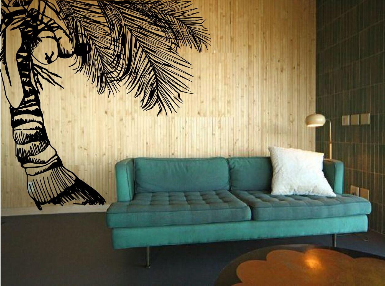 Tropical palm tree stencils wallskid large palm tree stencils newhairstylesformen2014com amipublicfo Choice Image