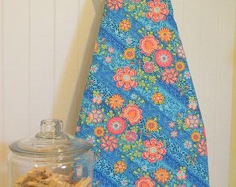 Designer Ironing Board Cover - Amy Butler Lark Dreamer Heirloom Blue Sky
