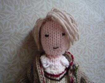 Doctor Who Peter Davison doll
