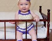 PDF Crochet Pattern - Jonna's Jumper (6, 12m, 18m, 2t, 3t, 4t) toddler baby girl dress shirt tank spring smock frock shell