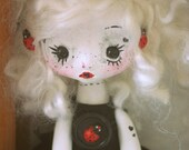 Lucy - OOAK Jointed Art doll