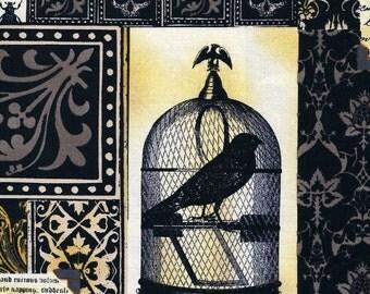Nevermore - Michael Miller Fabrics - Fat Quarter