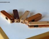 Snap Pipe 2.0 - Beech, Ipe, Oak & Steel