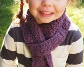 Toddler Scarf - available in a variety of colours- one size fits up to 6 years