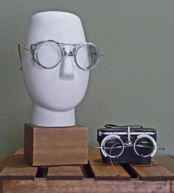 Vintage Safey Eye Glasses