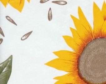 Sunflower OilCloth Full Bolt 12 Yards