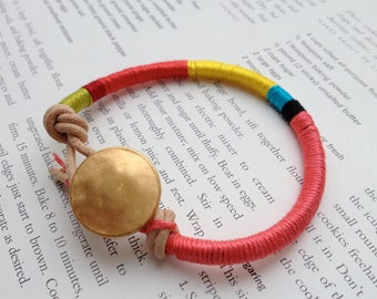 Pocket Full of Sunshine Friendship Bracelet - CANDY