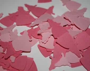 Pretty Princess Die Cut Confetti Table Decor 200 pieces