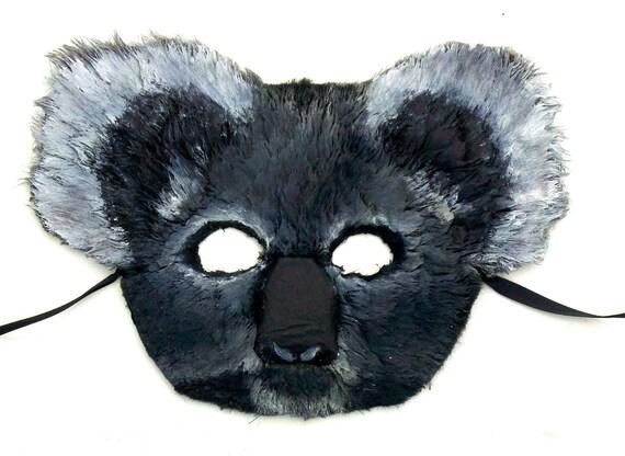 Koala Mask by MissMaryMask on Etsy