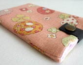 SALE/ iPhone 4s/ iPod Touch/ Samsung Galaxy S/ W/ Y/ Fabric Padded Sleeves