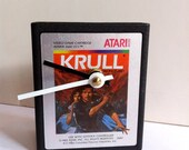 GRAND WAZOO: Video Game Clock - Atari // Krull //