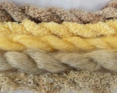 Assorted Mohair Boucle Mini skeins Yarn No.121