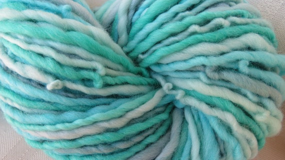Sanibel Handspun Art Yarn 56 yards