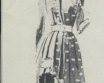 1950s Vintage SPADEA SLEEVELESS Dress by Designer Donald Brooks Sewing Pattern - Bust 36, Factory Folded