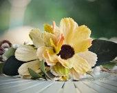 Beautiful woodland bohemian style headband wreath fascinator, art deco, Victorian, pageants, photo props