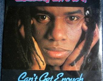 SEALED EDDY GRANT Can't Get Enough  Lp 1981 Vinyl Record Album Mint