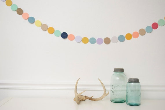 Party Brights Paper Garland