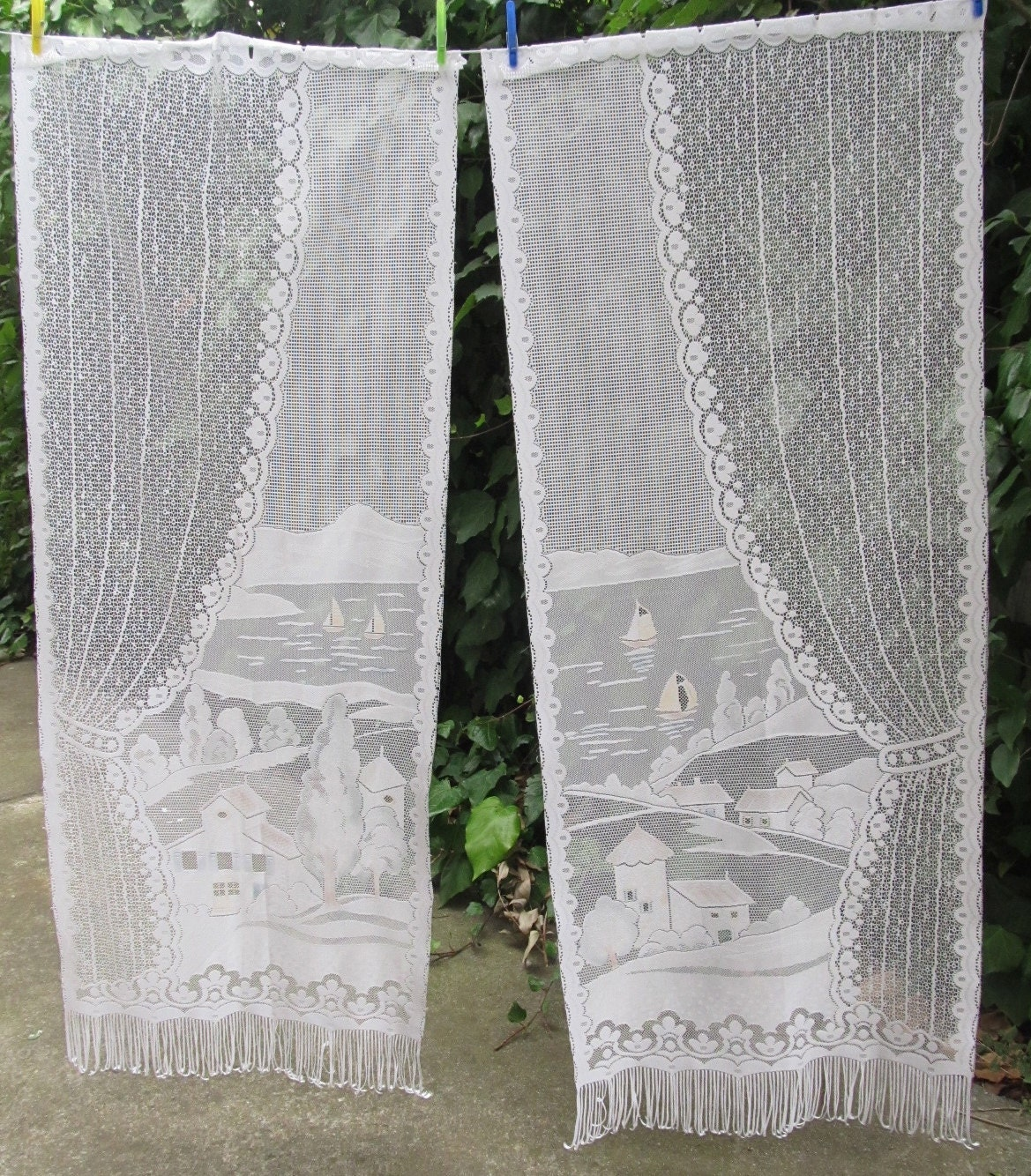 Lace Curtains Cafe Curtains Lace Curtain Panels Net