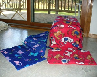 Pet Travel Carrier Covers Small