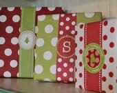 4 Box Set of Paper Ribbon