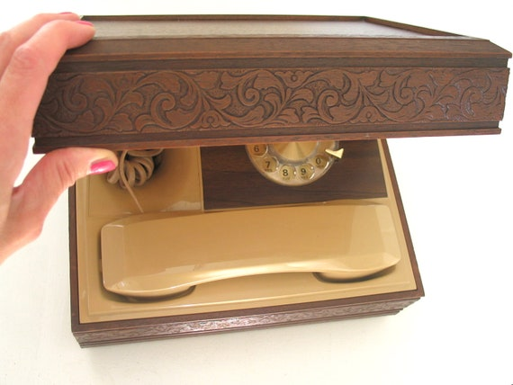 Telephone in a Box, 1960s, by Western Electric