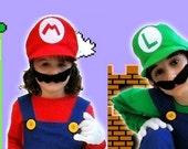 Mario Bros. Hats