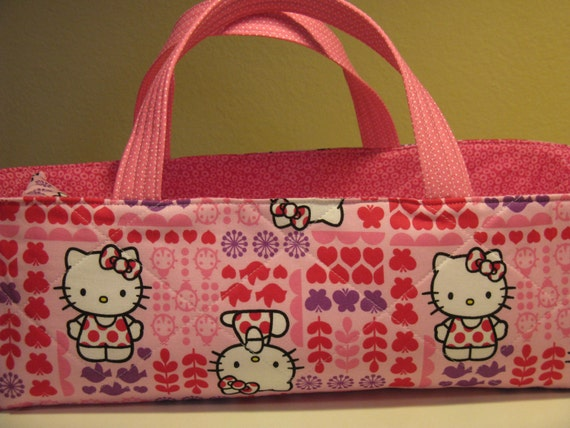 Hello Kitty Doll Carrier