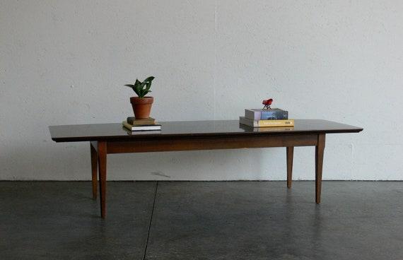 SALE-Vintage Mid Century Modern Coffee Table