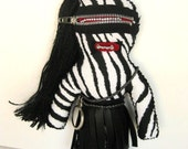 Voo Doo Doll Positive Energy One of a Kind Rag Doll