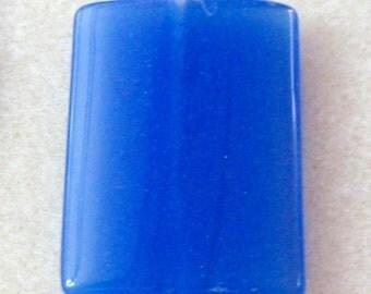 Sky Blue Quartz  Gemstone Pendant Focal Bead Necklace Design Semi Precious Jewelry Supplies Bead Supplies (1)