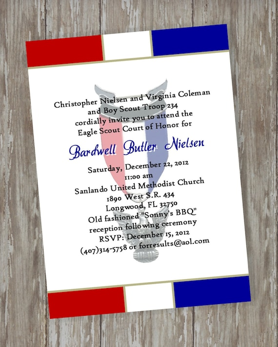 eagle scout ceremony invitations MEMES