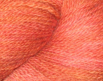Rust Hand Painted Valhalla Yarn